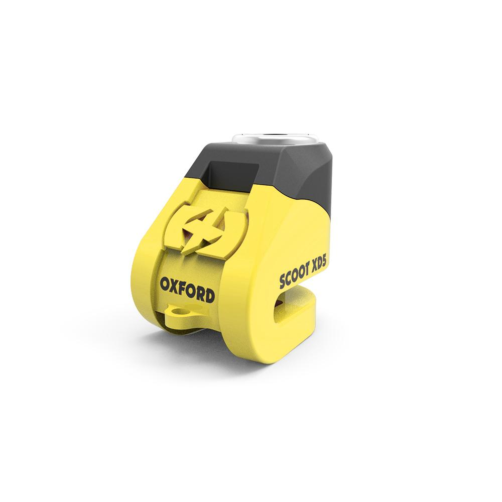 OXFORD - Scoot XD5 disc lock(5mm pin)