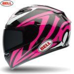 Bell Qualifier DLX Impulse Pink Helmet, MC-HUB.CO.UK