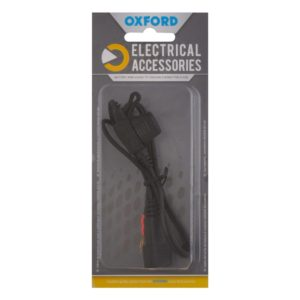 OXFORD - Battery ring leads to USA/SAE connector (0.5mtr lead)