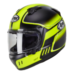 Arai Renegade-V Shelby Flo Yellow Helmet