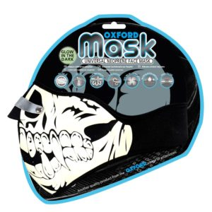 OXFORD - Mask Glow Skull