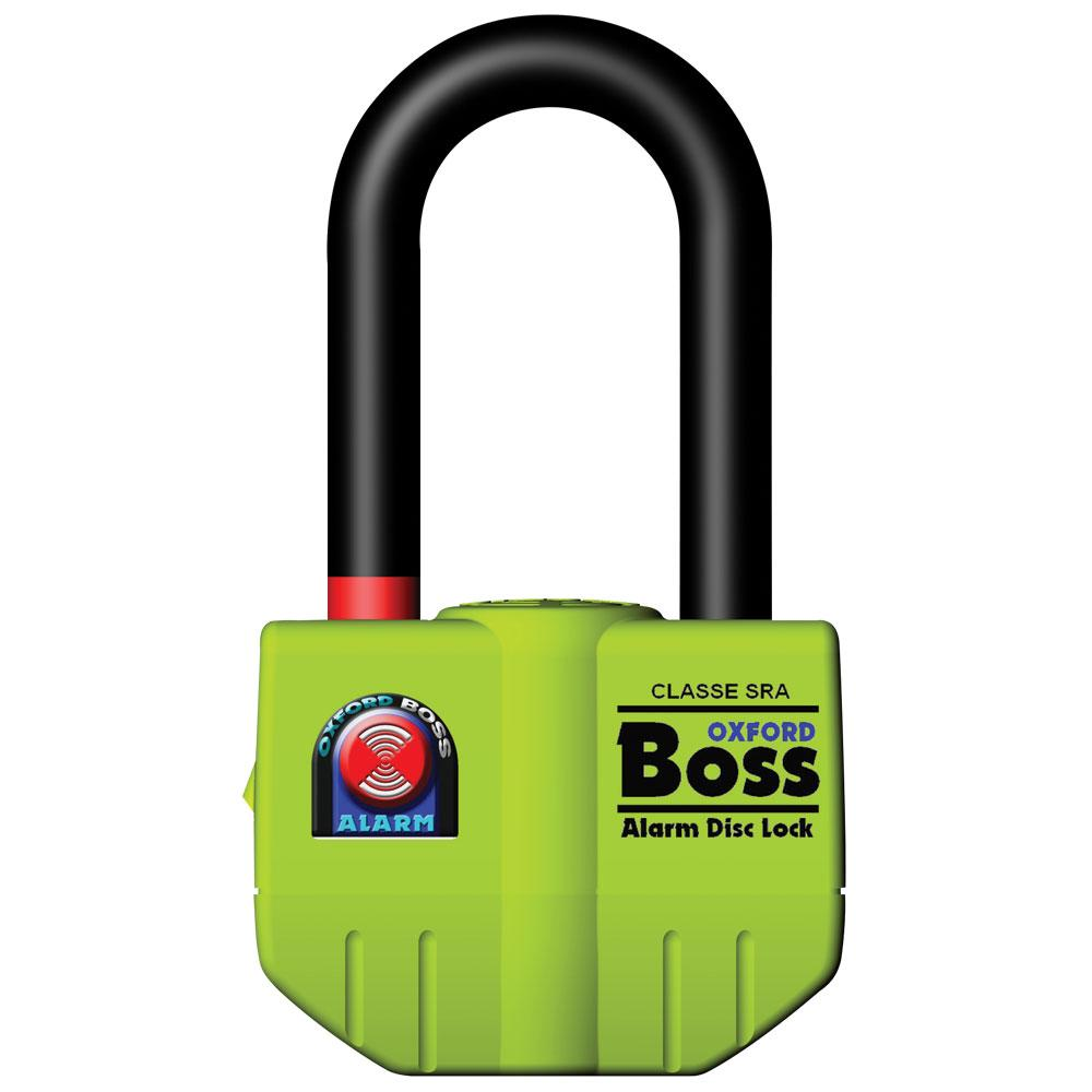 OXFORD - Boss Alarm disc lock- 14mm