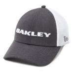 Oakley Casual 2018 New Era Golf Hat (Heather Graphite)
