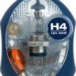 OSRAM H4 Bulb & Touring Kit