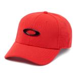 Oakley Casual 2018 Lifestyle Cap (Tincan Red/Black)