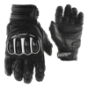 RST TRACTECH EVO SHORT GLOVES (BLACK)