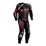 RST TRACTECH EVO R CE MENS LEATHER SUIT (BLACK/RED/WHITE)