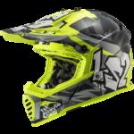LS2 MX437 FAST EVO MINI MOTOCROSS HELMET