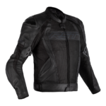 RST TRACTECH EVO 4 MESH CE MENS LEATHER JACKET