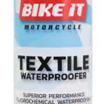 BIKE IT TEXTILE WATERPROOFER AND PROTECTOR SPRAY 300ml